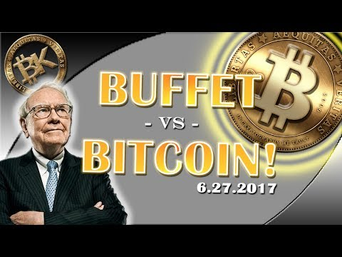 ⚡ BUFFET VS BITCOIN ⚡ Bitcoin Price 2532 USD JUNE 27 | Crypto Currency Stock Chart Analysis BTC ETH