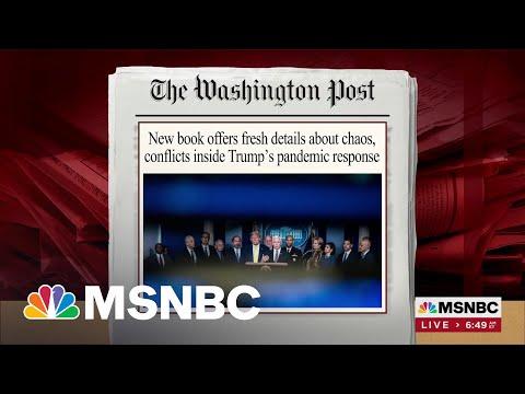 Trump Discussed Sending Americans With Virus To Guantanamo | MSNBC