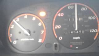 Honda CR-V (RD I) 2001 г.в (америка) переключение АКПП(, 2014-10-12T13:05:17.000Z)