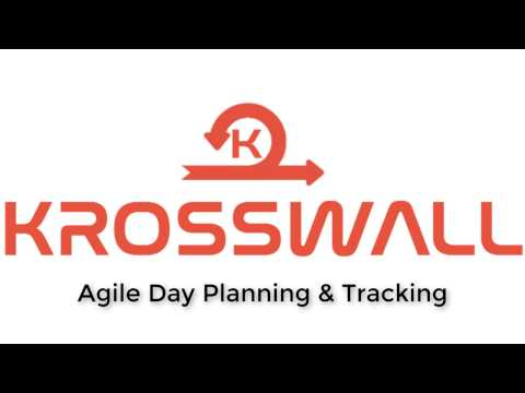 Agile Day Planning & Tracking with Krosswall