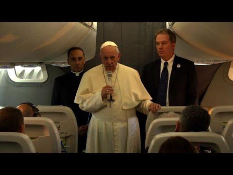 Papa faz apelo por reconciliação aos católicos chineses