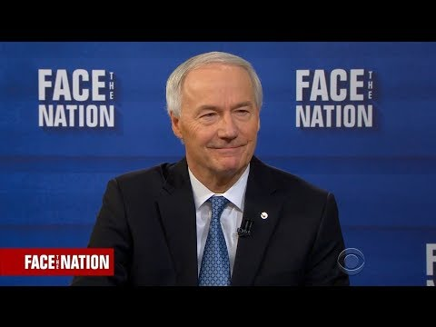 Governor Hutchinson on CBS Face the Nation - February 25, 2018