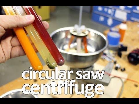 centrifuge circular saw