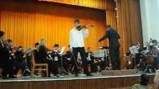 Concert de violons