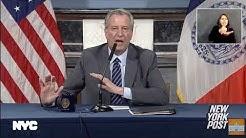 Mayor de Blasio briefing on coronavirus response - April 15, 2020