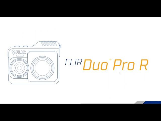 FLIR Duo Pro R Webinar