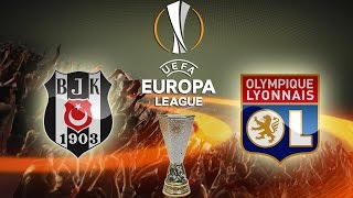 FIFA 17 | Beşiktaş Vs Lyon | UEFA Europa League, Quarter-final 2nd leg | PS4/Xbox Full Gameplay