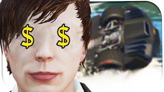 DAVON WIRD MAN REICH! ☆ GTA Online