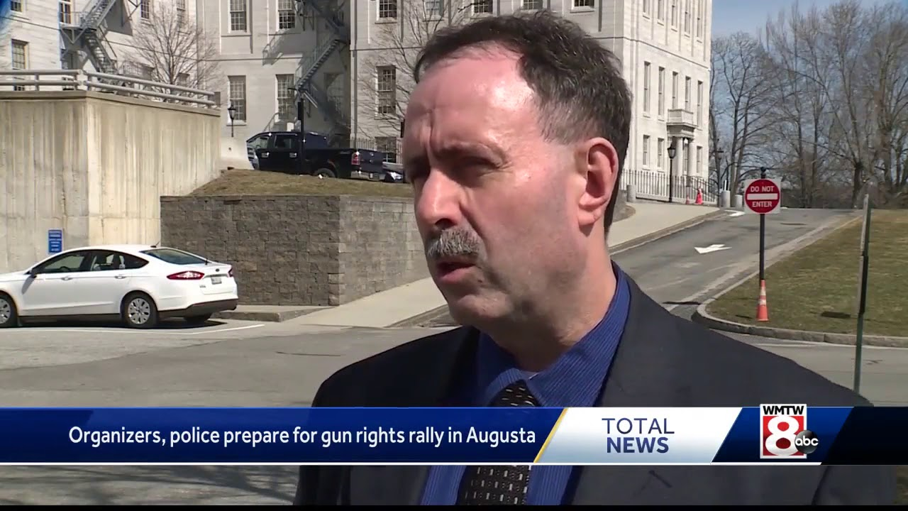 Organizers Police Prepare For Gun Rights Rally In Augusta