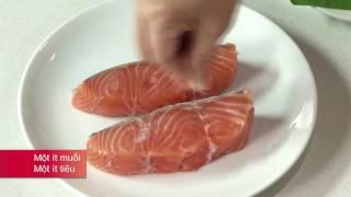 Món Ngon Mỗi Ngày - Teriyaki cá hồi
