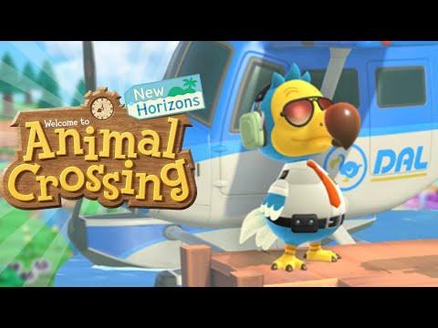 RARE ISLANDS! Animal Crossing New Horizons - Part 9 (Nintendo Switch)