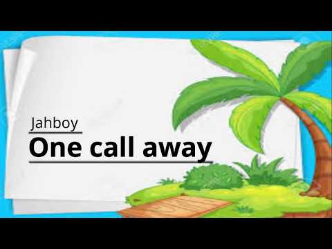 |Lyric|One call way-Charlie Puth(Cover Reggae)