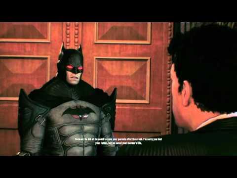 Batman: Arkham Knight - Friend in Need (Flashpoint)