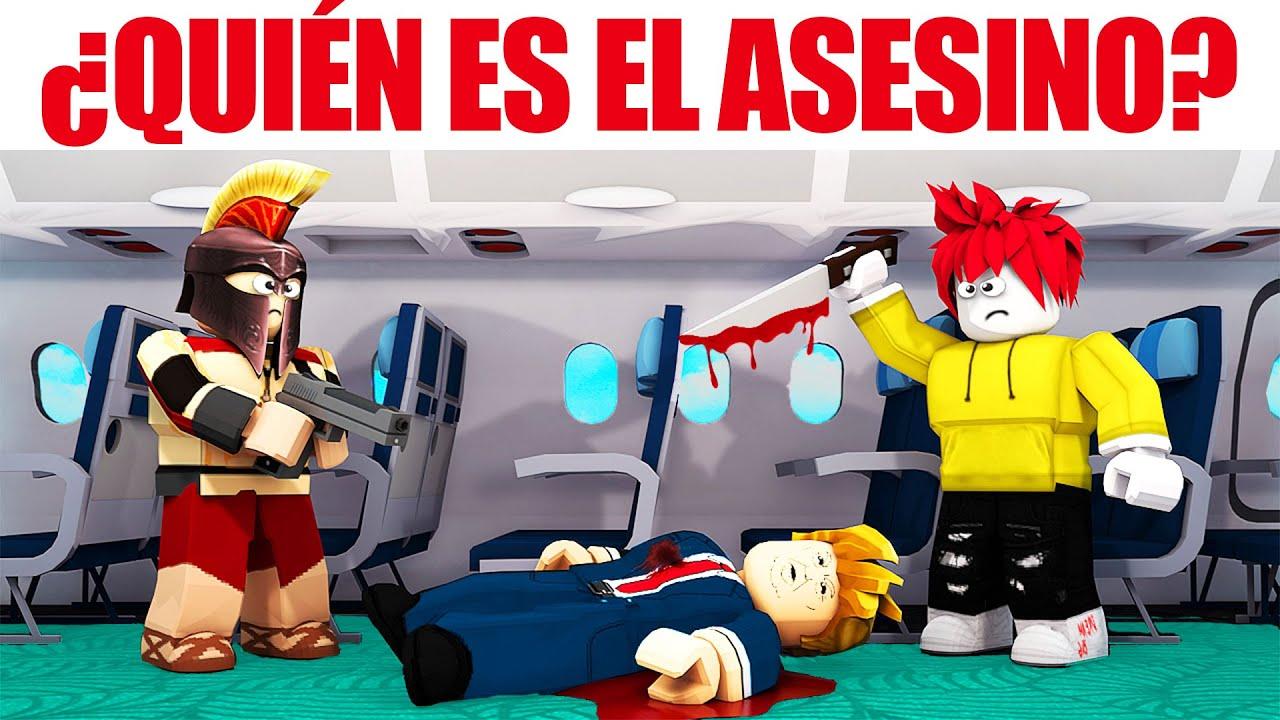 Quien Ha Matado Al Presidente Viajamos En El Avion De Los Compas En Roblox Invictor Youtube