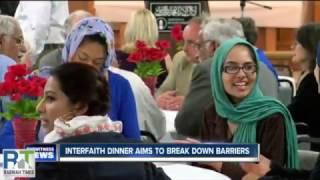 Buffalo Ahmadiyya Muslims host interfaith Dinner