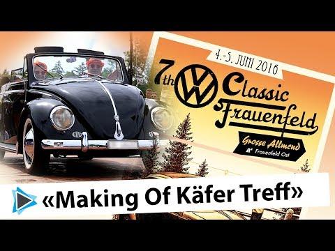 Pinnacle Studio 20 VW Käfer Treff Making Of Video Tutorial Deutsch