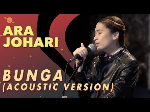 Ara Johari - Bunga [Acoustic Version]