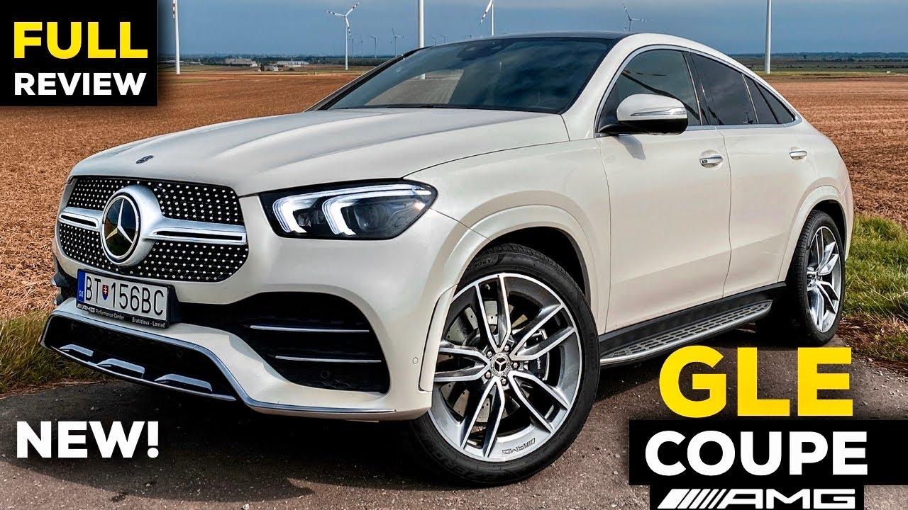 2020 MERCEDES GLE Coupe AMG Line NEW Full In-Depth Review Exterior Interior Infotainment