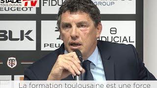 Didier Lacroix présente ses projets