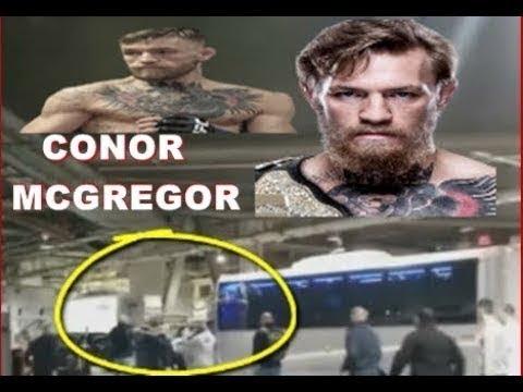 Conor McGregor Tutuklandı... Bütün Olaylar