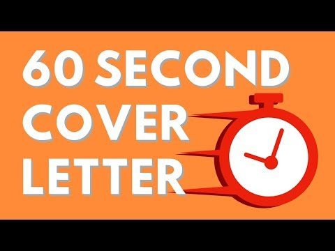 How To Write A Professional Cover Letter (Example Included)