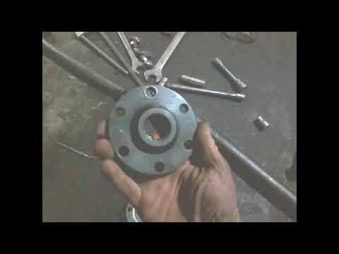 как поменять опорный игольчатый подшипник на опель фронтера а +кат№