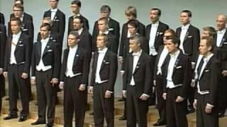 YL Male Voice Choir - Sibelius: Sydämeni Laulu - Tokyo, 2007
