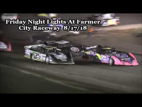 Farmer City Late Model Feature 8 17 18