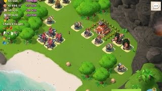 """SURPRISE SHOCK"" LVL 54  - How to Beat Base - Boom Beach"