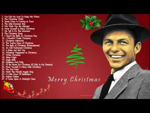 Christmas Songs By Frank Sinatra || The Most Famous Frank Sinatra Christmas Songs