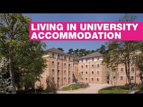 Living in University Accommodation