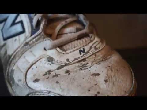 #OLDVID | Rate My Restoration #1: Dad's New Balance 856
