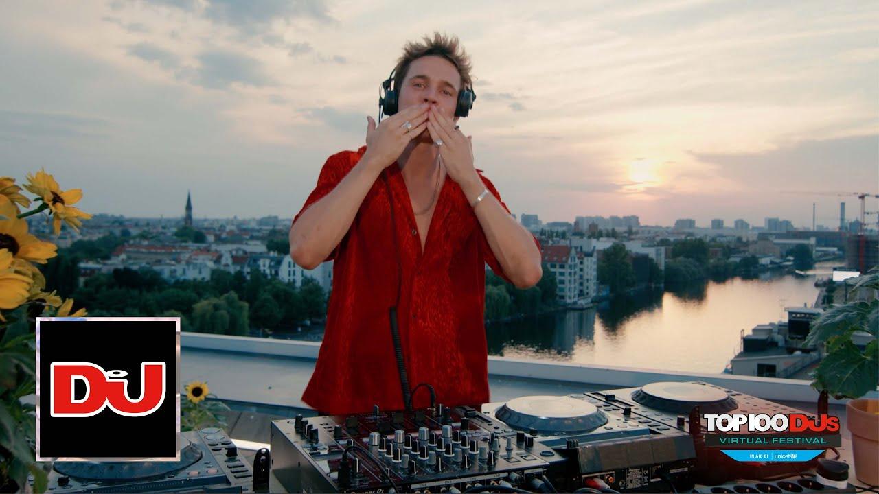 Felix Jaehn DJ Set From The Top 100 DJs Virtual Festival 2020