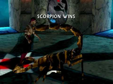MK4 Scorpion Fatality 2 - YouTube