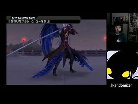 Kingdom Hearts II Final Mix - Randomizer 3 Run (Part 1)