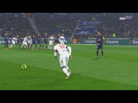 Nabil Fekir vs PSG (21/0117) HD