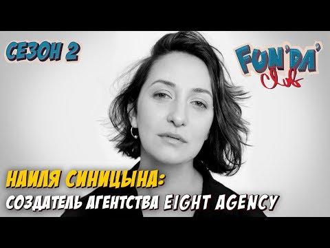 Наиля Синицына - мир рекламы, агенты, фотография, инсайд Eight Agency