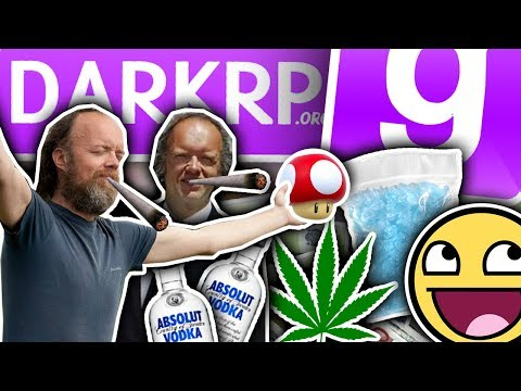 SERIE DARKRP #52 | LE PLUS GRAND DEALER DE DROGUE ! | GARRY'S MOD RP DETENTE DELIRE | GANG9STAR