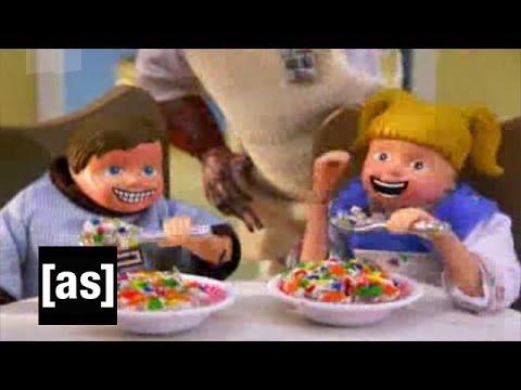 Admiral Ackbar Cereal | Robot Chicken | Adult Swim