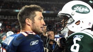 Tim Tebow to the New York Jets?! I Hope Not... Jacksonville Jaguars? - NFL Football - JRSportBrief
