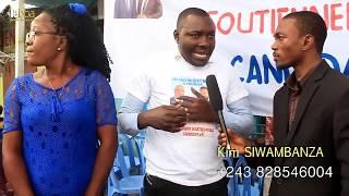 MARTIN FAYULU  na JEAN MARC KABUNDA ba ningisa Lemba, ba lobi biso to ko voter kaka numéro 4