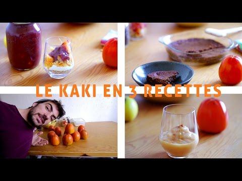 le-kaki-:-confiture,-sorbet-et-gâteau