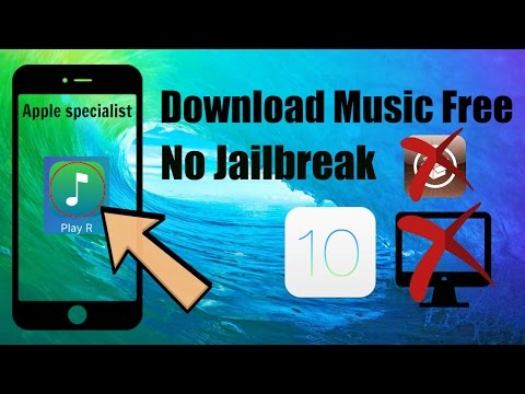 How to download MP3 Music on iOS 10 iPhone, iPad, iPod without Computer or Jailbreak