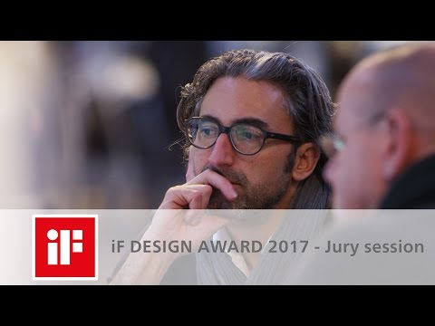 iF DESIGN AWARD 2017 - Jury session