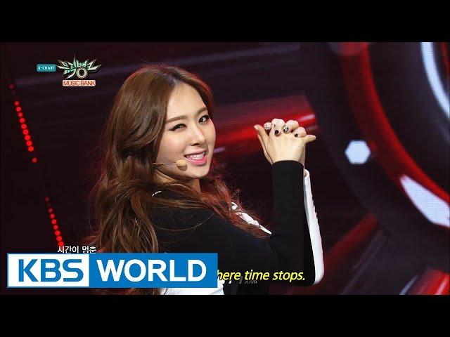 SONAMOO - Deja Vu | 소나무 - 데자뷰 [Music Bank HOT Stage / 2015.01.09]