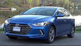 2017 Hyundai Elantra Test Drive & Review