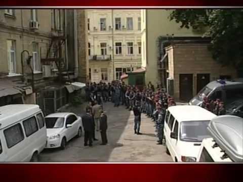The trial of Yulia Tymoshenko. True story.