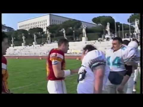 Gladiatori RM Dolphins AN 37-25 Serie A 1996