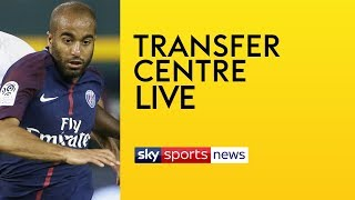 LIVE! Sky Sports News Transfer Deadline Day | Riyad Mahrez FURIOUS at Man City deal collapse!