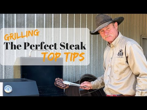 How to Grill the Perfect Steak - Easy Tips for a Juicy Tender Steak